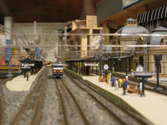 Construction de la gare du module t - Module de construction ...