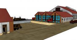 Hangar n1 n2 n3 14